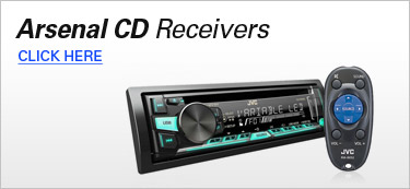 Arsenal CD Receivers