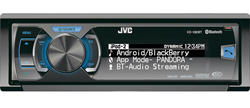 Car Stereo jvc mobile kdx80bt