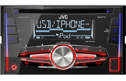 Car Stereo jvc mobile kwr710
