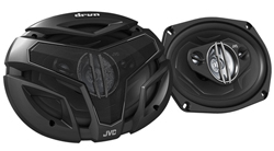 6 x 9 Inch Speakers jvc mobile cszx6940