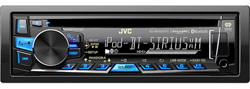 Arsenal CD Receivers jvc kd ar865bts