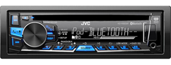CD Receivers  jvc kd r860bt