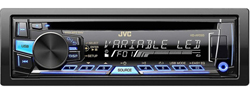 Arsenal Receivers jvc kd ar565