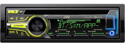 Arsenal CD Receivers jvc kdar959bs